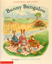 Cover of: Bunny bungalow | Jean Little