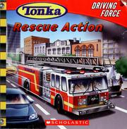 Cover of: Rescue action | Craig Robert Carey