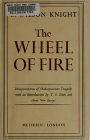 Cover of: The wheel of fire