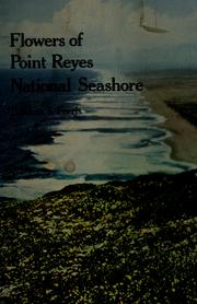 Cover of: Flowers of Point Reyes National Seashore