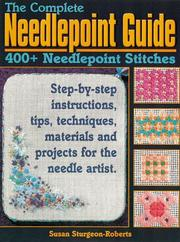 Cover of: The Complete Needlepoint Guide