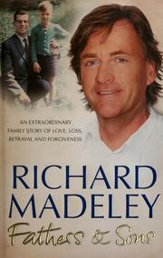 Cover of: Fathers & sons | Richard Madeley