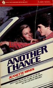 Cover of: Another chance | Jeanette Mines