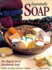 Cover of: Essentially Soap