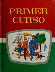 Cover of: Primer curso | Robert Brooks