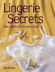Cover of: Lingerie Secrets