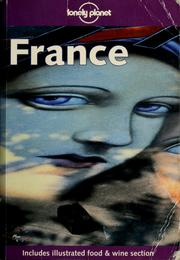 Cover of: France | Jeremy Gray