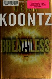 Cover of: Breathless | Dean Koontz