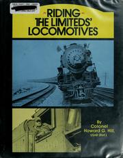 Cover of: Riding the Limiteds