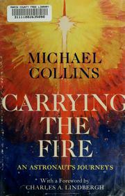 Cover of: Carrying the fire