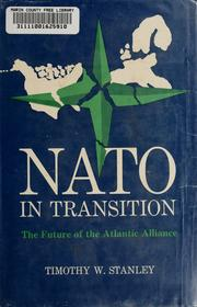 NATO in transition by Timothy W. Stanley
