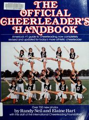 The official cheerleader's handbook by Randy Neil