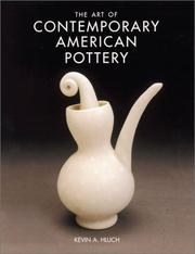 Cover of: The Art of Contemporary American Pottery