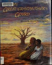 Cover of: My great-grandmother