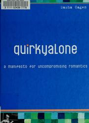Cover of: Quirkyalone | Sasha Cagen