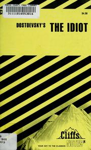 Cover of: The idiot by Gary Carey