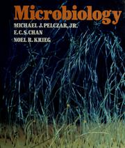 Cover of: Microbiology by Michael J. Pelczar