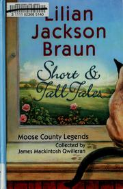 Cover of: short and tall tales, james mackintosh qwilleran