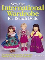Cover of: Sew the International Wardrobe for 18-Inch Dolls
