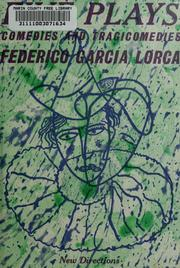 Plays by Federico García Lorca