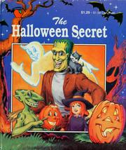 Cover of: The Halloween Secret by Dandi Daley Mackall