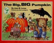 Cover of: The big, big pumpkin | Joan M. Lexau