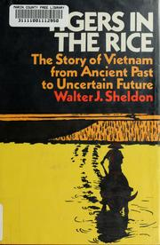 Cover of: Tigers in the rice | Walter J. Sheldon