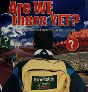 Cover of: Are we there yet? | Family Storytelling Exchange