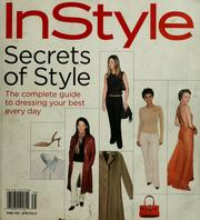 Cover of: Secrets of style | Lisa Arbetter