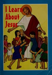 Cover of: I learn about Jesus | Daughters of St. Paul