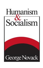 Cover of: Humanism and Socialism