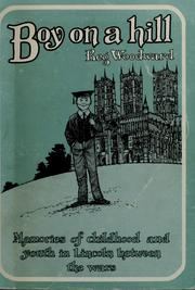 Cover of: Boy on a hill | Reg Woodward
