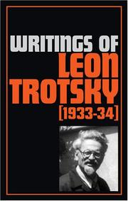 Selected works by Leon Trotsky