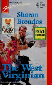 Cover of: The West Virginian | Sharon Brondos