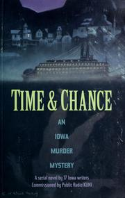 Cover of: Time & chance | Rebecca Christian