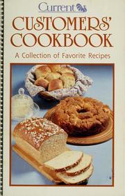 Cover of: Customer's cookbook | Miriam B. Loo