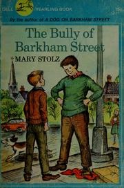 Cover of: The bully of Barkham Street. by Jean Little
