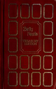 Cover of: Betty Neels treasury edition | Betty Neels
