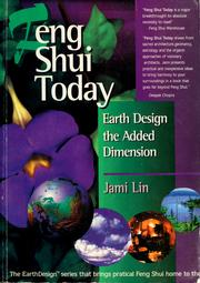 Cover of: Feng shui today | Jami Lin