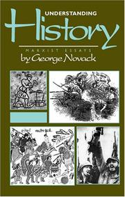 Cover of: Understanding History