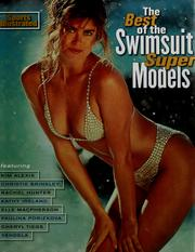 Cover of: The best of the swimsuit super models |