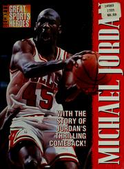 Cover of: Michael Jordan |