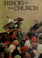 Cover of: Heroes of the church | Catherine Herzel