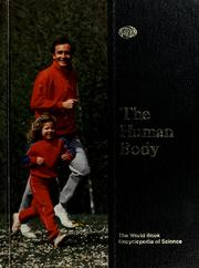 Cover of: The Human body |