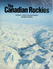 Cover of: The Canadian Rockies |