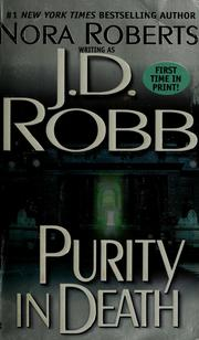 Purity in death by J. D. Robb