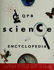 Cover of: QPB science encyclopedia |