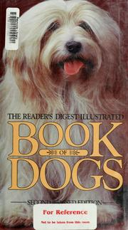 Cover of: The Reader's Digest illustrated book of dogs | Patricia Sylvester