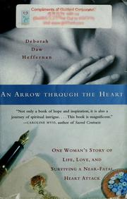 Cover of: An arrow through the heart | Deborah Daw Heffernan