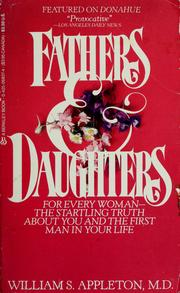 Cover of: Fathers and daughters | Appleton, William S.